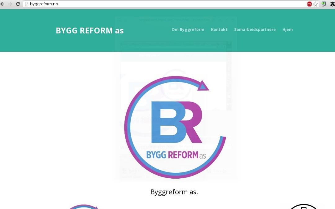 Bygg reform