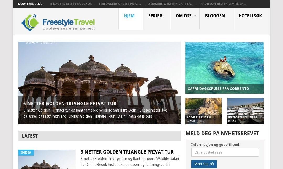 Freestyle Travel